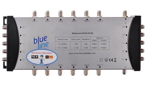 Multiswitch 5/5/12 MS BL5512B